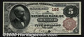 National Bank Notes:New York, Second National Bank of Utica, NY, Charter #185. 1882 $5 Seco...