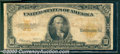 Large Size Gold Certificates:Large Size, 1922 $10 Gold Certificate, Fr-1173, VG. This note has been well...