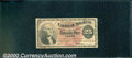 Fractional Currency: , 1869-1875 25c Fourth Issue, Washington, Fr-1302, VG. A well wor...