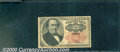 Fractional Currency: , 1874-1876 25c Fifth Issue, Walker, Fr-1308, VG. The grade has b...