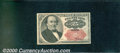 Fractional Currency: , 1874-1876 25c Fifth Issue, Walker, Fr-1309, AU. A well centered...