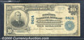 National Bank Notes:Virginia, Boston National Bank of South Boston, VA, Charter #8414. 1902 $...