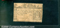 Colonial Notes:New York, February 16, 1771, p2, New York, NY-164, Backed with Paper, Fi...