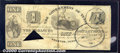 Miscellaneous:Republic of Texas Notes, $1, The Government of Texas, Houston, 1838, H-14, signed by Sam...