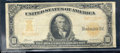 Large Size Gold Certificates:Large Size, 1907 $10 Gold Certificate, Fr-1169a, VG. A well worn note with ...