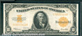 Large Size Gold Certificates:Large Size, 1922 $10 Gold Certificate, Fr-1173, VF-XF. This fresh and origi...