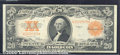 Large Size Gold Certificates:Large Size, 1922 $20 Gold Certificate, Fr-1187, XF. A bright and beautiful ...