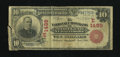 National Bank Notes:Maryland, Baltimore, MD - $10 1902 Red Seal Fr. 613 The National Union Bankof Maryland Ch. # (E)1489. This is only the second Red...