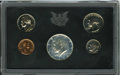 1970 10C No S PR67 Uncertified. This rare No S dime still resides in its proof set of mint issue. The dime is close to b...