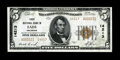 National Bank Notes:Colorado, Eads, CO - $5 1929 Ty. 2 First NB Ch. # 14213. A great note fromthis very rare 14000 charter Eads bank. It is by far th...