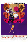 "Movie Posters:Science Fiction, Barbarella (Paramount, 1968). One Sheet (27"" X 41"") Style B...."