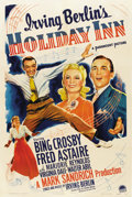 "Movie Posters:Musical, Holiday Inn (Paramount, 1942). One Sheet (27"" X 41"")...."