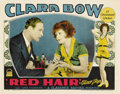 """Movie Posters:Comedy, Red Hair (Paramount, 1928). Lobby Card (11"""" X 14"""")...."""