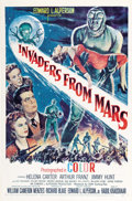 "Movie Posters:Science Fiction, Invaders From Mars (20th Century Fox, 1953). One Sheet (27"" X41"")...."