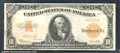 Large Size Gold Certificates:Large Size, 1922 $10 Gold Certificate (Small Serial Numbers), Fr-1173a, Fin...