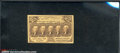 Fractional Currency: , 1862-1863 25c First Issue, Jefferson, Fr-1281, CU. This note ha...