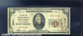 National Bank Notes:West Virginia, Flat Top National Bank of Bluefield, WV, Charter #6674. 1929 $2...