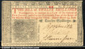 Colonial Notes:New Jersey, March 25, 1776, 12s, New Jersey, NJ-179, Ch CU. Bright red and ...