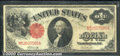 1917 $1 Legal Tender Note, Fr-38, VG-Fine. A solid note with no major problems except for a couple of heavy folds that s...