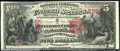 National Bank Notes:Pennsylvania, Jefferson County National Bank of Brookville, PA, Charter #2392...