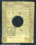 Colonial Notes:Connecticut, June 1, 1780, 1s/3d, Connecticut, CT-227, Fine. There are sever...