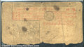 Colonial Notes:New Jersey, April 23, 1761, 3Pnds, New Jersey, NJ-145, AG. Very well worn w...
