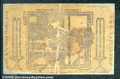 Colonial Notes:New York, August 25, 1774, 2s, New York, NY-168, Good. This note has been...
