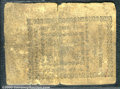 Colonial Notes:South Carolina, October 19, 1776, 6, South Carolina, SC-132, G-VG. Very well wo...