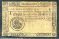 Colonial Notes:South Carolina, December 23, 1776 (1777 on back), $8, South Carolina, SC-141, X...
