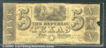 Miscellaneous:Republic of Texas Notes, $5, The Republic Of Texas, 6/26/1839, A4, G-VG. A well circulat...