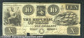 Miscellaneous:Republic of Texas Notes, $10, The Republic of Texas, 2/1/1840, A5, XF-AU. Two of the th...