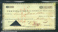 Miscellaneous:Republic of Texas Notes, The Treasurer of the Republic of Texas, Houston, TX, 1837, HW3,...
