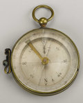 Military & Patriotic:Civil War, A Compass Inscribed From General Philip Sheridan to H. C. Koch This compass was a gift from Union General Philip Sheridan to...