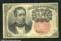 Fractional Currency: , 1874-1876 10c Fifth Issue, Meredith , Fr-1265, Fine. There is e...