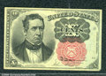 Fractional Currency: , 1874-1876 10c Fifth Issue, Meredith, Fr-1265, Ch CU. Top-notch ...