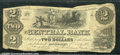 Miscellaneous:Obsolete and Broken Bank Notes, $2, The Central Bank of Alabama, Montgomery, 10/1/1861, VG. Sev...