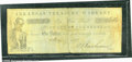 Miscellaneous:Obsolete and Broken Bank Notes, $1, Arkansas Treasury Warrant, 12/17/1861, AG. Torn in half and...