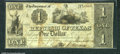 Miscellaneous:Obsolete and Broken Bank Notes, $1, The Republic of Texas, Austin, TX, 3/1/1841, A1, VF. Beauti...