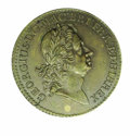 1723 Rosa Americana Twopence MS 60 Brown, Porous, Holed, Plugged. Breen-96. 12.95 grams. This conditionally challenging...