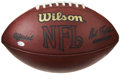 Football Collectibles:Uniforms, 2005 Seattle Seahawks Game Used Football. This official Wilson football was used in a regular season game played by the top...