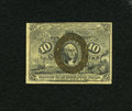 Fractional Currency:Second Issue, Fr. 1246 10c Second Issue Very Fine....