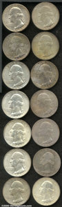 Binder Lots--Quarters: , Multiple Coin Lot...