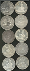 Binder Lots--Mixed Type: , Multiple Coin Lot...