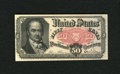 Fractional Currency:Fifth Issue, Fr. 1381 50c Fifth Issue Very Choice New....