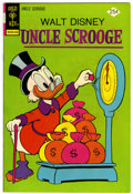 Bronze Age (1970-1979):Cartoon Character, Uncle Scrooge #113 Signed by Carl Barks (Gold Key, 1974) Condition:NM-....