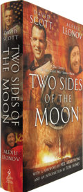 Books:Signed Editions, David Scott (Signed) and Alexei Leonov. Two Sides of the Moon...
