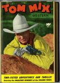 Golden Age (1938-1955):Western, Tom Mix Western #1-6 Bound Volume (Fawcett, 1948) ....