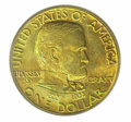Commemorative Gold: , 1922 G$1 GRANTNS