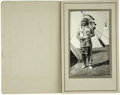Western Expansion:Indian Artifacts, Lot of Two Nez Perce/Umatilla Indian Photographs ca 1890s - ...(Total: 2 Items)