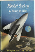 Books:First Editions, Philip St. John. Rocket Jockey....